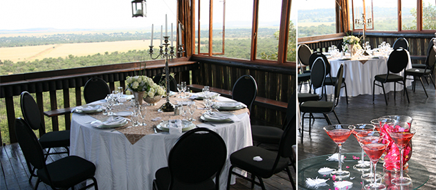 Thaba Tshwene Game Lodge - Klerksdorp accommodation - North West